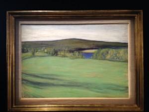Sv-Harrys E Thesleff landskap